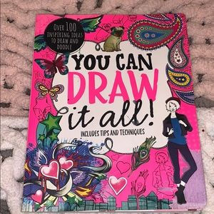 Other - SUPER CUTE DRAWING HELP BOOK